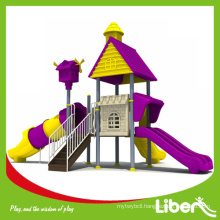 Villa Series Used Commerical Asian Play Equipment for Children from China Professional Toy Manufacturer